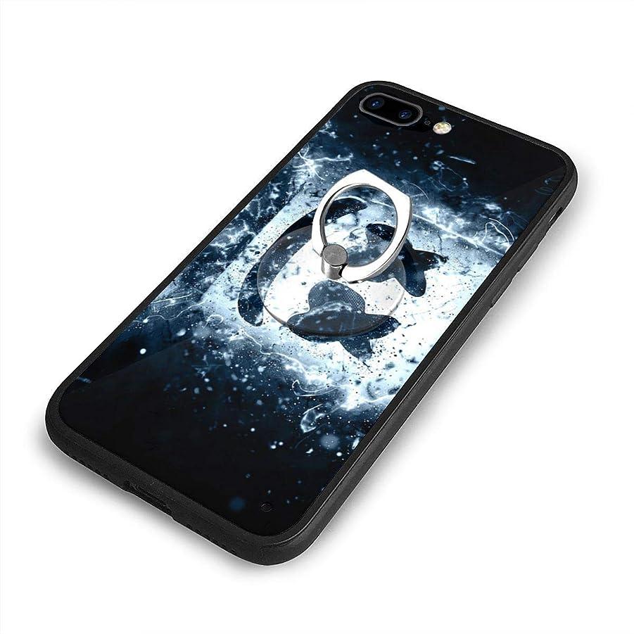 アクセント衝突コース子供時代Marshmello MarshmelloiPhone 7/8 Plusケースリングブラケット 携帯カバー 創意デザイン軽量 傷つけ防止 360°回転ブラケット 携帯ケース PC 衝撃防止 全面保護