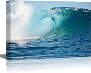 wall26 - A Big Wave in The Pacific Ocean - Canvas Art Wall Decor - 24