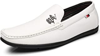 Beverly Hills Polo Club Mens Driving Moccasins Slip On Loafers Comfortable Casual Driving Shoes for Men