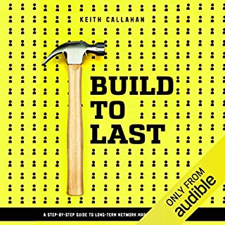 Build to Last audiobook cover art