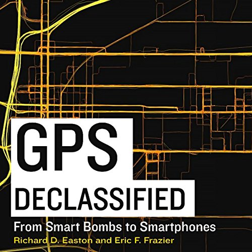 GPS Declassified audiobook cover art