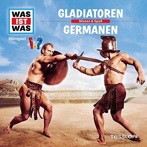 Gladiatoren / Germanen (Was ist Was 21) Titelbild