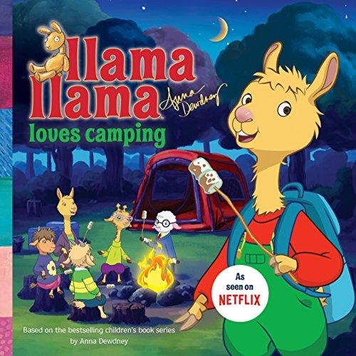 Llama Llama Loves Camping New York