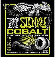 Ernie Ball アーニーボール 2721 Cobalt Regular Slinky 10-46 エレキギター Strings 12 Sets エレキギター エレクトリックギター (並行輸入)