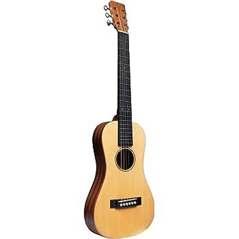 SX guitarra Trav 1 viaje portátil con bolsa: Amazon.es ...