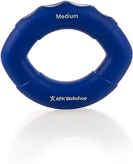 Grip Trainer Handweb Fingertrainer Durchmesser 36 cm AFH-Webshop Progressiver Handtrainer Power Web Verschiedene Widerst/ände Handtrainer