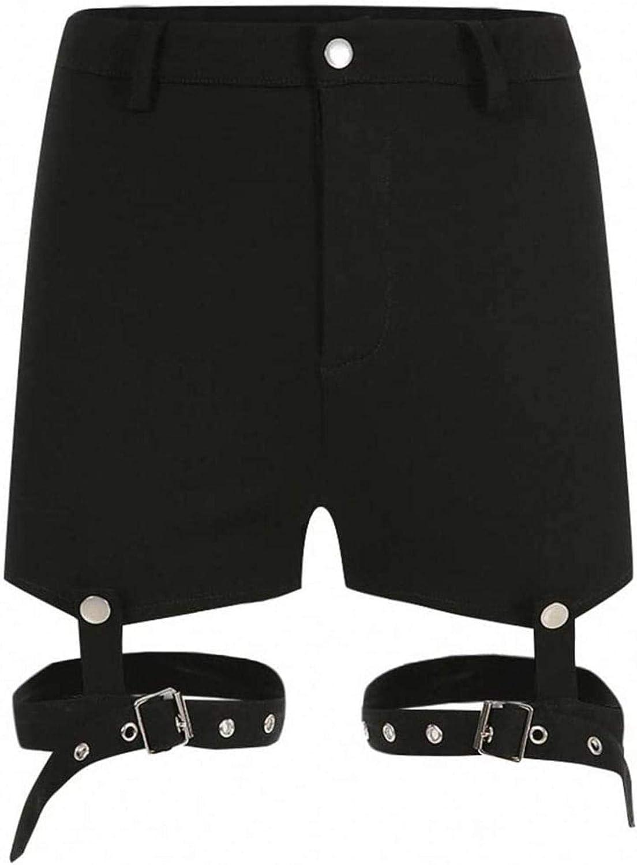 Tayaho Women Clothes Shorts Sexy High Waist Tight Denim Shorts Female Summer Denim Hollow Nightclub Shorts