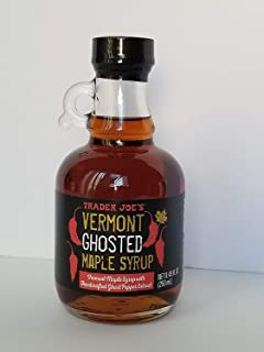 trader joe's ghost pepper maple syrup