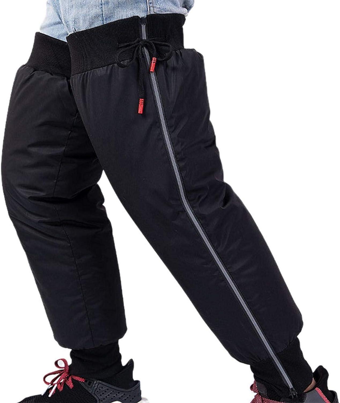 Kniewärmer Elastische Kniebandagen Für Frauen Männer Beinstulpen Kniestützen Warme Knieschoner Reißverschluss Wasserdichtes Knieschoner Zum Reiten Küche Haushalt