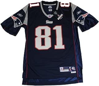 Reebok New England Patriots Randy Moss Premier Jersey