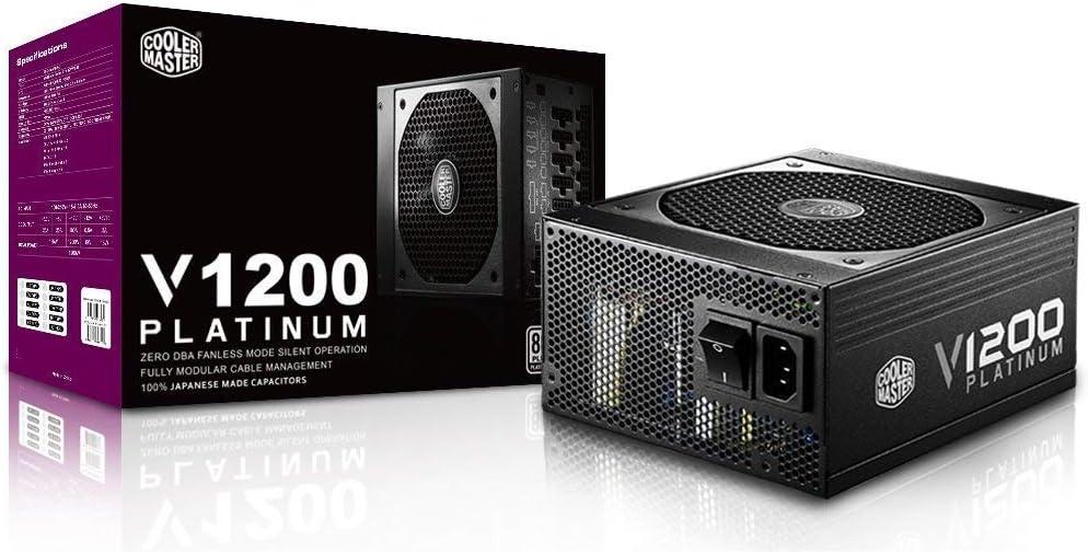 ハイエンドな構成に最適な信頼性「CoolerMaster V1200 Platinum」