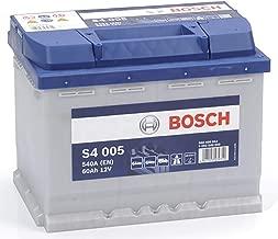 Bosch S4005 Batería de automóvil 60A/h-540A