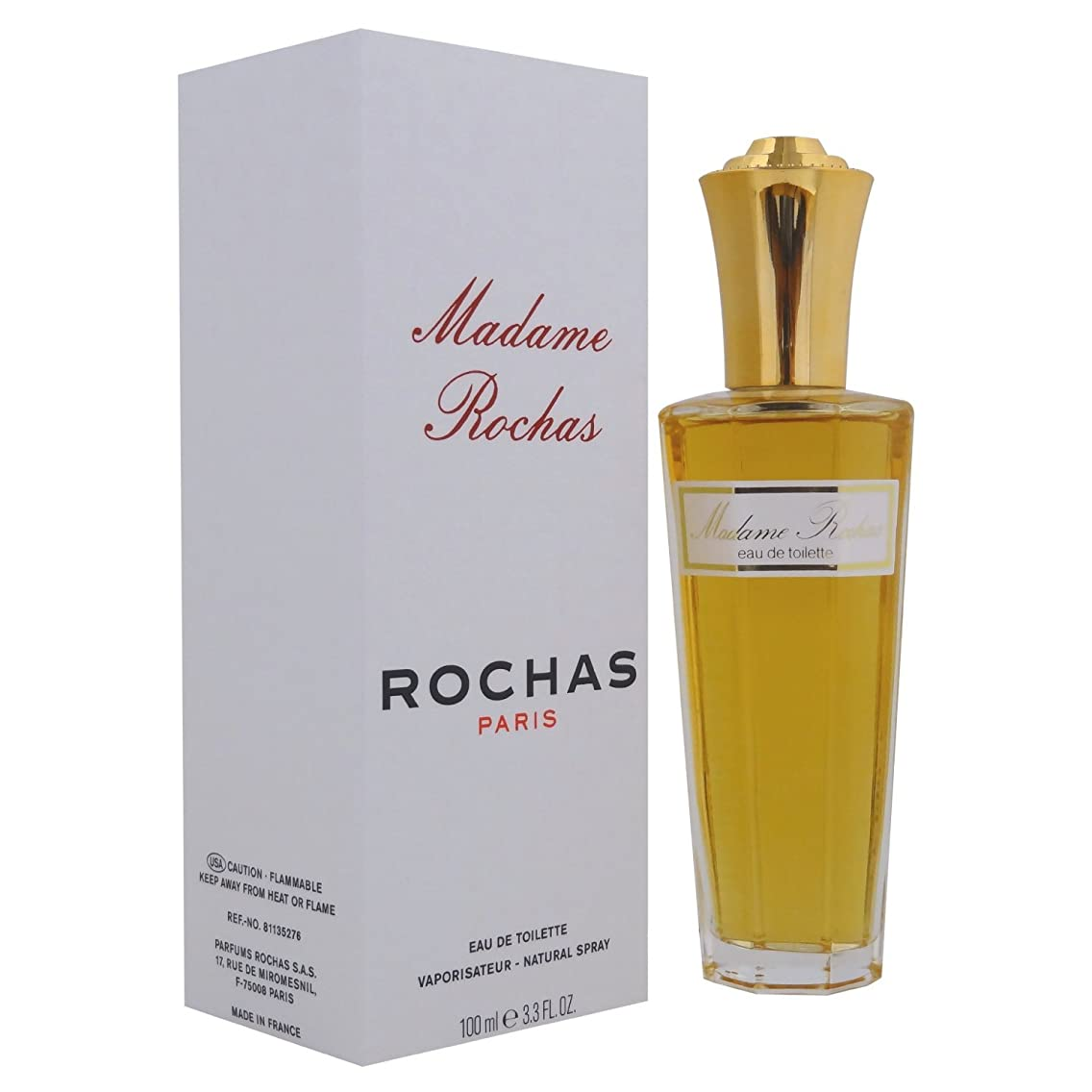 調査太い確立ROCHAS Madame Rochas マダム ロシャス EDT 100ml