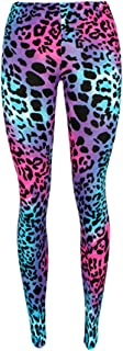 Damen Animal Print Leggings (bunten)