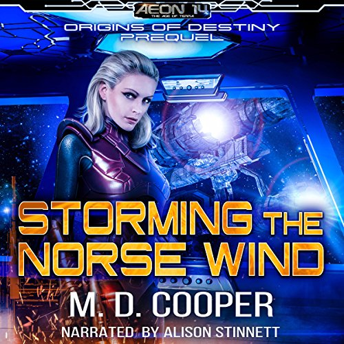 Storming the Norse Wind Audiobook By M. D. Cooper cover art