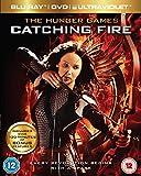 Hunger Games: Catching Fire  [Blu-ray + DVD] [2013]
