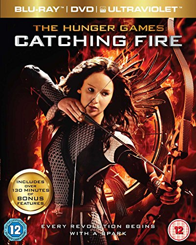 The Hunger Games: Catching Fire [2Blu-Ray] (IMPORT) (Keine deutsche Version)