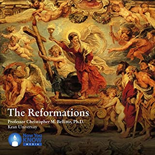 The Reformations audiobook cover art