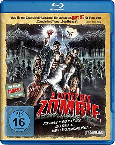 A Little Bit Zombie [Blu-ray] [Alemania]