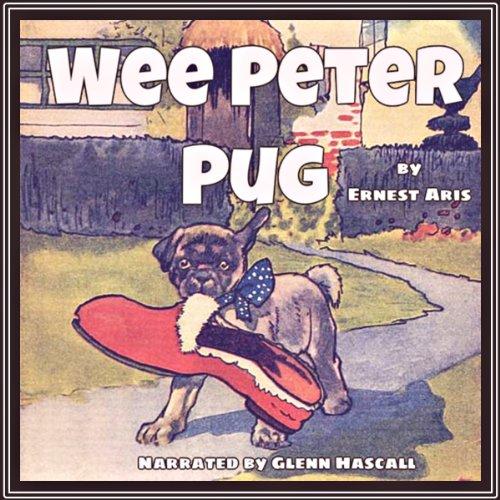 Wee Peter Pug audiobook cover art
