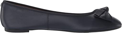 Navy ET Sheep Leather
