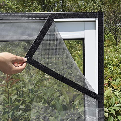 Tenda Zanzariera Magnetica,Anti-Zanzara Tenda Maglia Fai da Te Poliestere Nessuna Foratura, Tenda Zanzariera Magnetica,60x140cm(24x55inch)