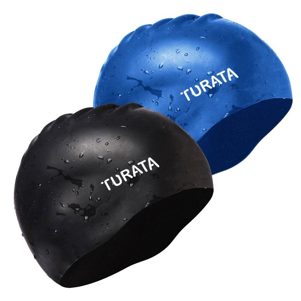 TURATA Swimming Waterproof Earmuffs Silicone
