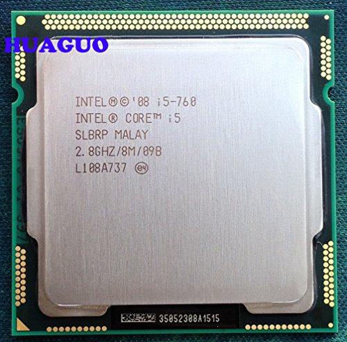 Intel Core i5–7602.8GHz 8MB Cache 4Kerne Sockel LGA1156Prozessor