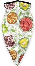 TTYIY Winddicht Ski Masker, Sport Gezichtsmasker, Motorhals Warmer Sjaal, Van Heldere Zomer Fruit Het Concept Van Gezond E...