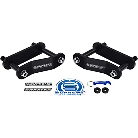 """For Nissan Frontier Equator 2005-2020 2WD//4WD Rear Shackle 1.5/"""" Lift Kit"""