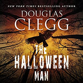 The Halloween Man cover art