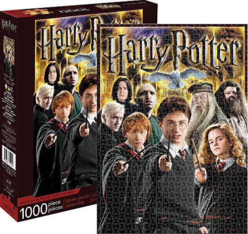 1000 piece harry potter puzzle - 7