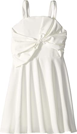 Sybil Bow Dress (Big Kids)