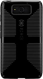 Speck Products Candy Shell Grip Case for Motorola Droid MAXX - Black/Slate Grey