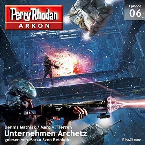 Unternehmen Archetz audiobook cover art