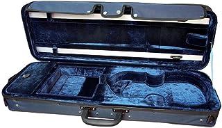PURE GEWA Estuches para violín CVK 02 azul oscuro para tamaño 1/4