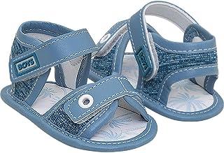 Sandalia de Menino Masculino Pimpolho BR Azul