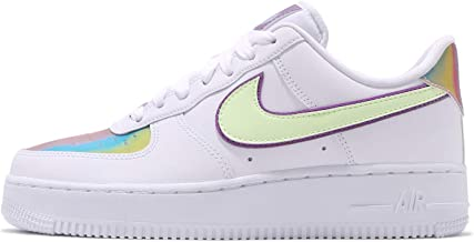 air force 1 donna bianche basse