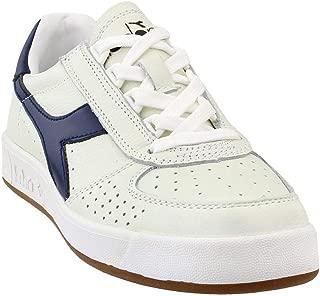 Diadora Mens B.Elite L Casual Sneakers,