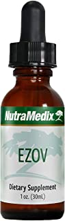 NutraMedix Ezov Drops - Hyssop Herb Extraction to Support Clarity & Emotional Balance, Liquid Extract (1oz / 30ml)