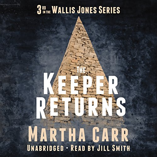 The Keeper Returns cover art