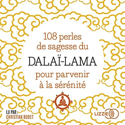 Page de couverture de 108 perles de sagesse pour parvenir à la sérénité