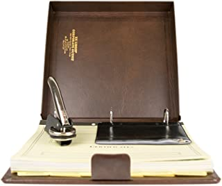 Blumberg Ex Libris All-in-One Corporate, LLC or LP Kit with Self-Enclosed Records Book, Company Seal, Printed Certificates with Full-Page Stubs, Blank or Printed Forms, Index Tabs and More (K10LLC)