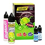 Big Mouth Prepare For The Show! Premium e-Liquid (Shake-and-Vape für e-Zigarette, 0,0 mg Nikotin)...