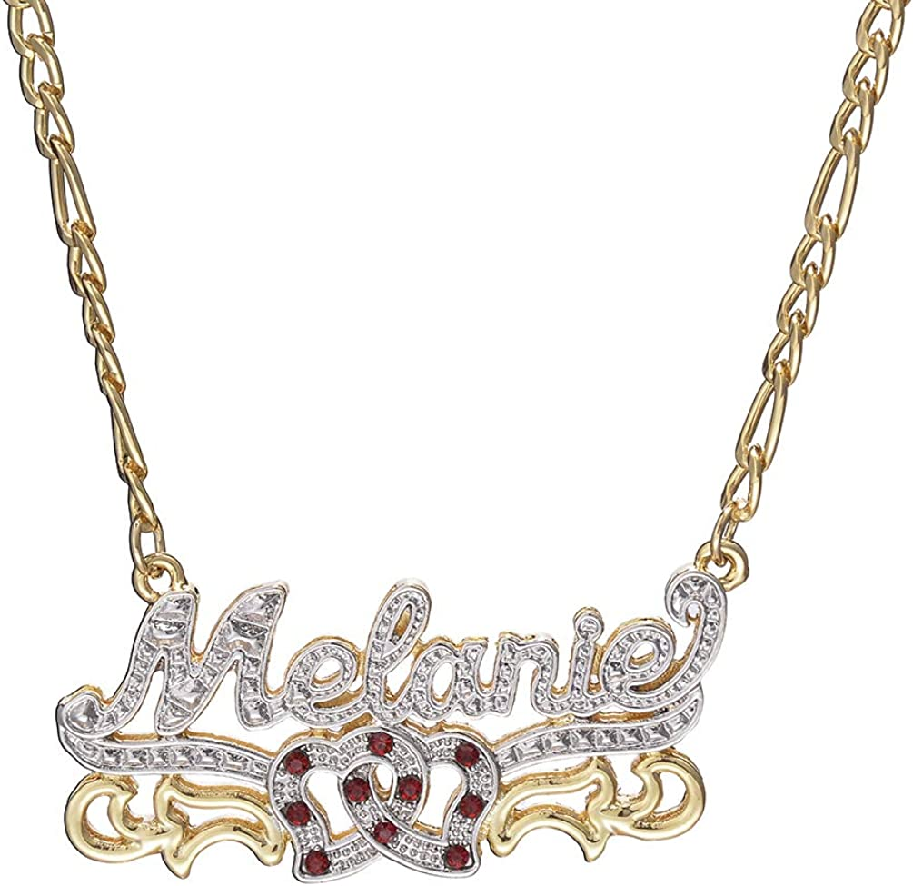 DHQH Personalized Name Customized Necklace Max 83% OFF Custom Outlet sale feature