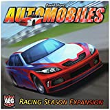 Alderac Entertainment ALD07012 Brettspiel Automobiles: Racing Season Expansion