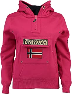 Geographical Norway Sudadera GYMCLASS DE NIÑO Y NIÑA Unisex