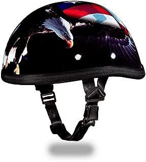 Eagle- W/ Freedom- Daytona Helmets