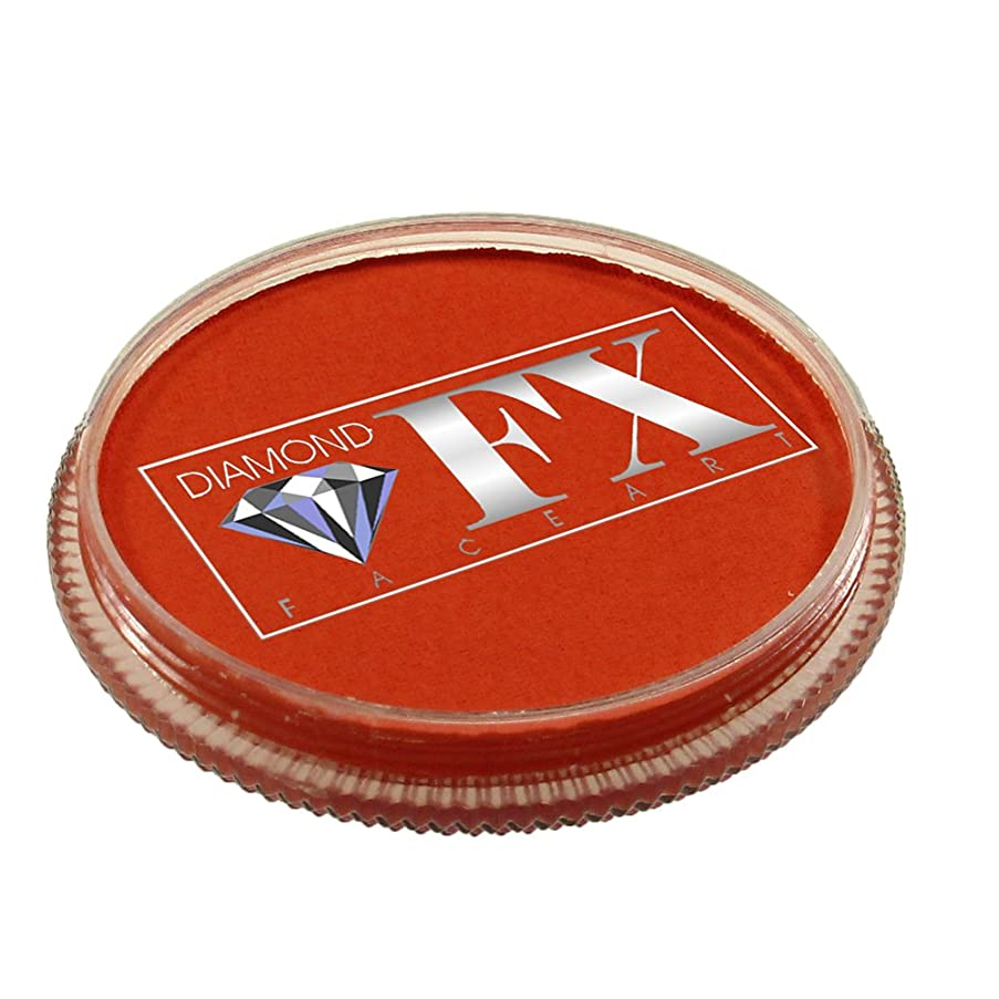 Diamond FX Essential Face Paint - Orange (30 gm)