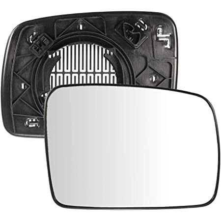 Asdomo Left//Right Side Rear View Mirror Glass Side Wing Mirrors for Land Rover Discovery Range Rover Vogue Freelander 2